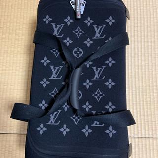 ルイヴィトン(LOUIS VUITTON)の新作 ルイヴィトン ホライゾンソフト 2R55 黒(ボストンバッグ)