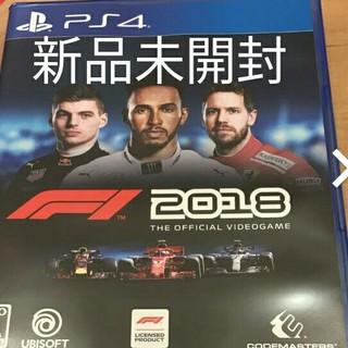 プレイステーション4(PlayStation4)のF1 2018 PS4(家庭用ゲームソフト)