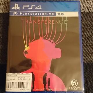 プレイステーション4(PlayStation4)のPS4 新品未開封 トランスファレンス(家庭用ゲームソフト)