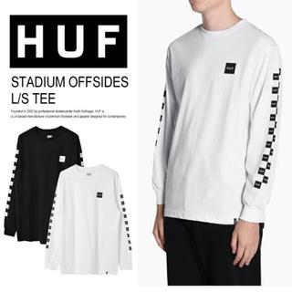 ハフ(HUF)のmoss様セット 現品のみ 新品 mサイズ HUF ロンt(Tシャツ/カットソー(七分/長袖))
