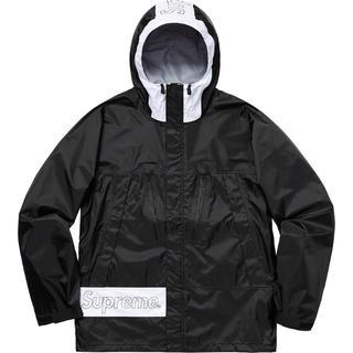 シュプリーム(Supreme)のSupreme Taped Seam Jacket 黒XL(マウンテンパーカー)