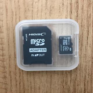 値引き!(お買い得) microSDカード 32GB(PC周辺機器)