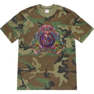 シュプリーム(Supreme)のSupreme Knot Tee カモS(Tシャツ/カットソー(半袖/袖なし))