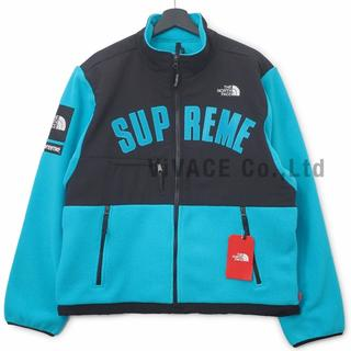 シュプリーム(Supreme)のTNF Arc Logo Denali Fleece Jacket 青XL(その他)
