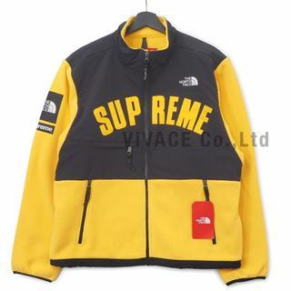 シュプリーム(Supreme)のTNF Arc Logo Denali Fleece Jacket 黄色S(その他)
