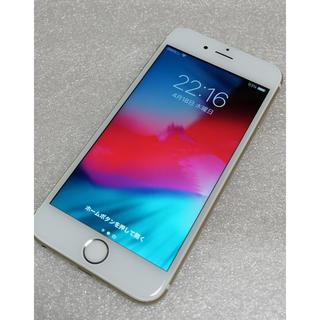 アイフォーン(iPhone)の【バッテリー新品】SIMフリー☆iPhone6s 64GB ゴールド(スマートフォン本体)