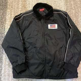 シュプリーム(Supreme)のSupreme Freighter Jacket 黒XL(ミリタリージャケット)