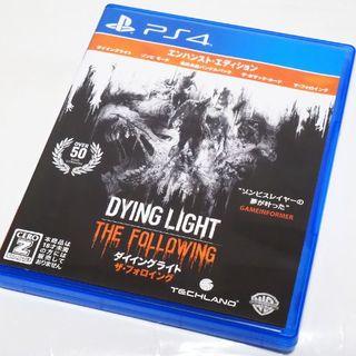 PS4 ダイイングライト ザ・フォロイング エンハンスト・エディション