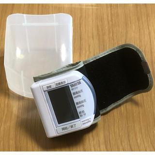 タニタ(TANITA)のタニタ デジタル血圧計 手首式 自動電子血圧計 BP-210(その他)