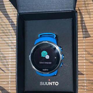 スント(SUUNTO)のSUUNT SPARTAN SPORT HR(腕時計(デジタル))