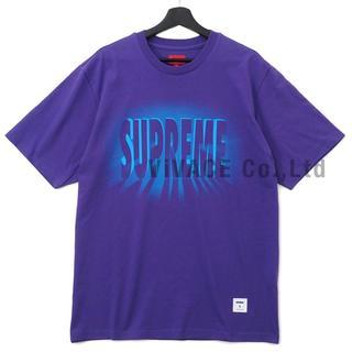 シュプリーム(Supreme)のSupreme Light S/S Top 紫S(Tシャツ/カットソー(半袖/袖なし))