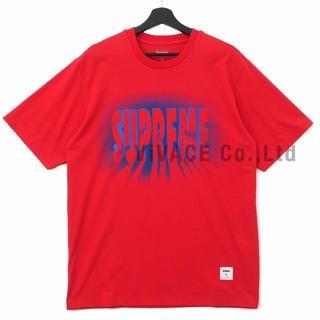 シュプリーム(Supreme)のSupreme Light S/S Top 赤M(Tシャツ/カットソー(半袖/袖なし))