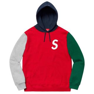シュプリーム(Supreme)のSロゴ size M(パーカー)