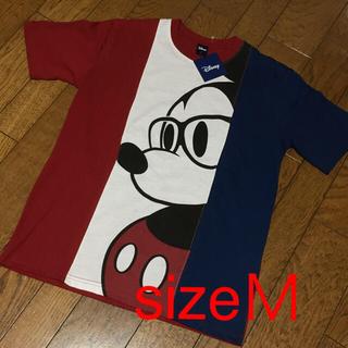 ディズニー(Disney)の新品*タグ付き  ミッキー  Tシャツ(Tシャツ/カットソー(半袖/袖なし))