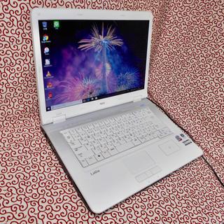 使いやすい☆NEC LL750/M メモリ安定の4GB!☆即使用可☆(ノートPC)
