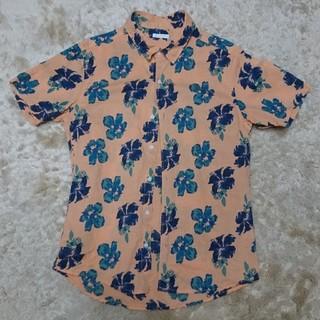 ジーユー(GU)のメンズ アロハシャツ GU 古着 90's(Tシャツ/カットソー(半袖/袖なし))