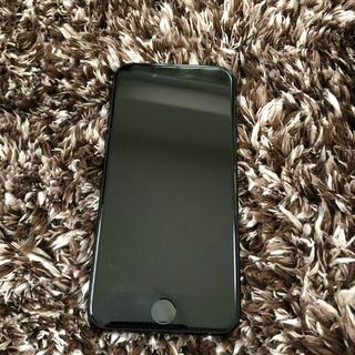 アップル(Apple)のiPhone 7 Jetblack 128 GB SIMフリー 美品(スマートフォン本体)