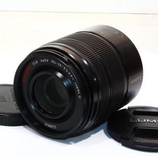 ★パナソニック Panasonic G VARIO 45-150mm 4-5.6(レンズ(ズーム))