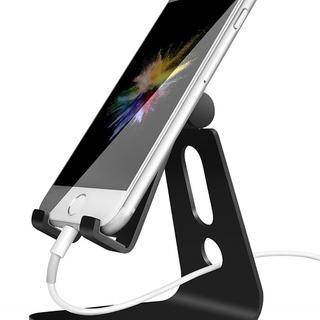 新品★スマホスタンド iPhone iPad スマホ 肩こり防止 78(バッテリー/充電器)