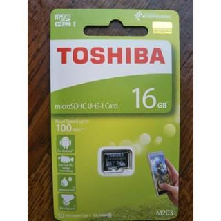 トウシバ(東芝)の東芝マイクロ SD 16GB∼送料無料(その他)