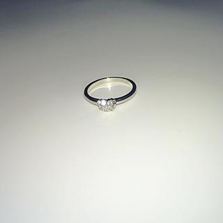 ハートピンキーリング(リング(指輪))