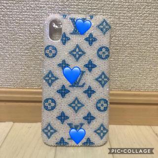 発送前セール iPhoneXR デコケース デコ電 完成品(iPhoneケース)
