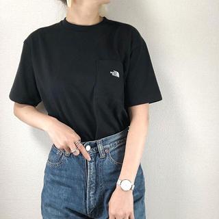 ザノースフェイス(THE NORTH FACE)のノースフェイス  ポケットロゴtシャツ   ロゴtシャツ  ポケt(Tシャツ/カットソー(半袖/袖なし))