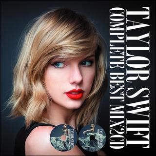 Taylor Swift テイラースウィフト2枚組47曲 Best MixCD(ポップス/ロック(洋楽))