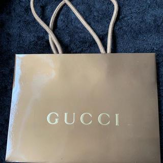 グッチ(Gucci)の☆GUCCI☆ショップ袋紙袋!!(ショップ袋)