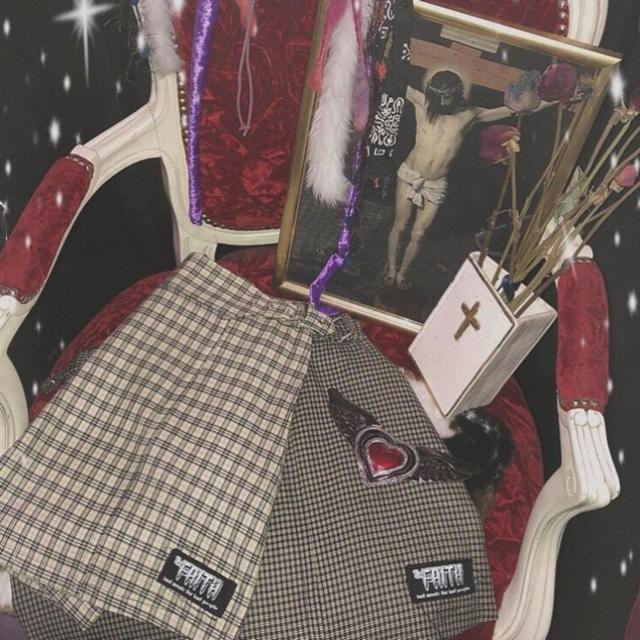 Bubbles(バブルス)のfaith スカート レディースのスカート(ミニスカート)の商品写真