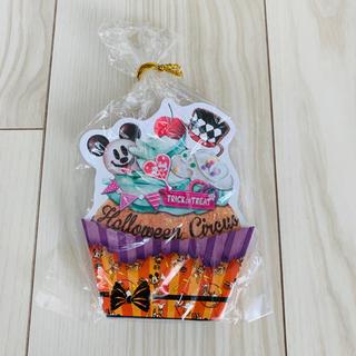 ディズニー(Disney)のディズニー メモ ハロウィン カップケーキ(ノート/メモ帳/ふせん)