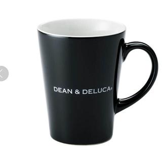 ディーンアンドデルーカ(DEAN & DELUCA)のDEAN & DELUCA ラテマグ2個 ブラックS、ホワイトS(グラス/カップ)