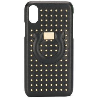 サルヴァトーレフェラガモ(Salvatore Ferragamo)の<新品未使用>SALVATORE FERRAGAMO iPhone X ケース(iPhoneケース)