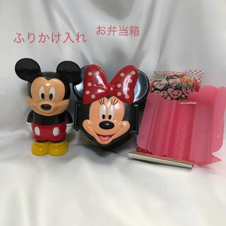 ディズニー(Disney)のmickeyのお弁当セット(弁当用品)