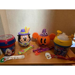 ディズニー(Disney)のポップコーンバケット6点セット(キャラクターグッズ)