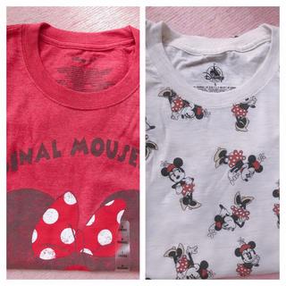 ディズニー(Disney)のディズニー tシャツ まとめ売り(Tシャツ(半袖/袖なし))