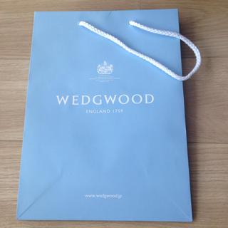 ウェッジウッド(WEDGWOOD)のショッパー(ショップ袋)
