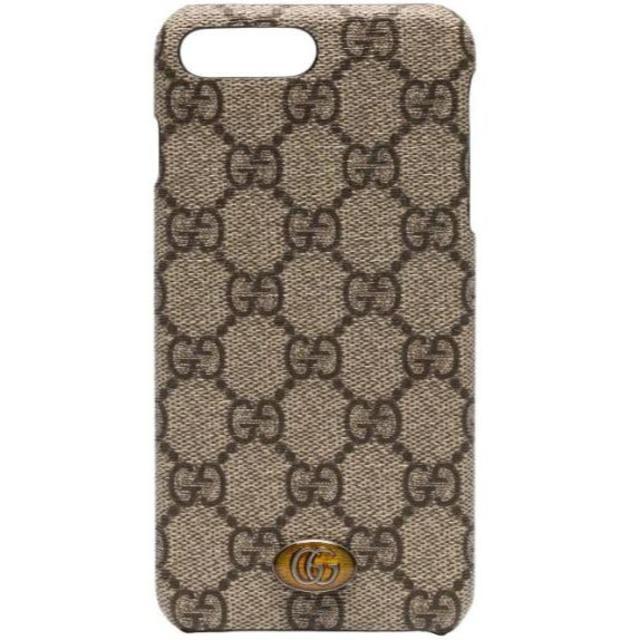 Gucci - <新品未使用>GUCCI GGスプリーム iPhone 7/8 Plus ケースの通販