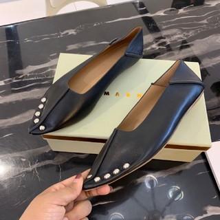 マルニ(Marni)のマルニ フラットパンプス バレエシューズ(ローファー/革靴)