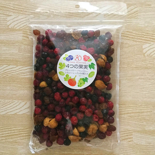 谷貝食品★4つの果実★ミックス ドライフルーツ★ 310g(フルーツ)