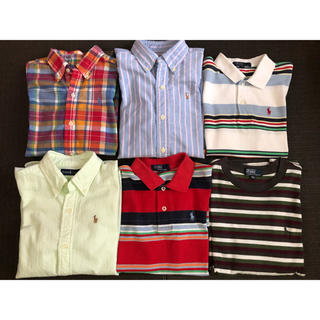 ラルフローレン(Ralph Lauren)のラルフローレン トップス6枚まとめ売り130〜140(Tシャツ/カットソー)
