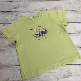 ファミリア(familiar)のファミリア   Tシャツ 100(Tシャツ/カットソー)