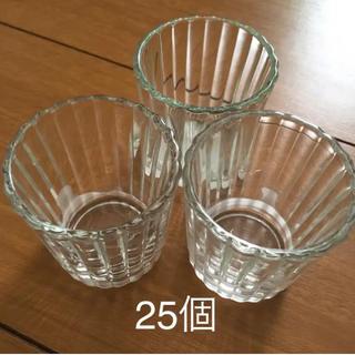 ニトリ(ニトリ)のぴっぴ様専用 ニトリ キャンドルホルダー 25個(キャンドル)