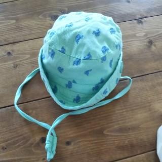 キッズズー(kid's zoo)のkids zoo ベビー用帽子(帽子)