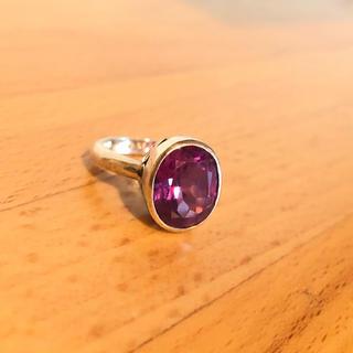 シルバー925 アメジストリング(リング(指輪))