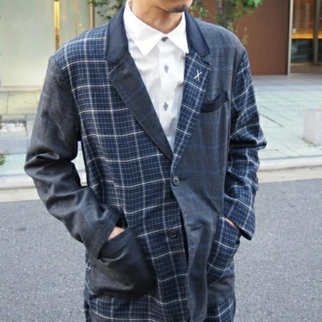 FRAPBOIS(フラボア)のFRAPBOIS フラボア パッキー セットアップ メンズのスーツ(セットアップ)の商品写真
