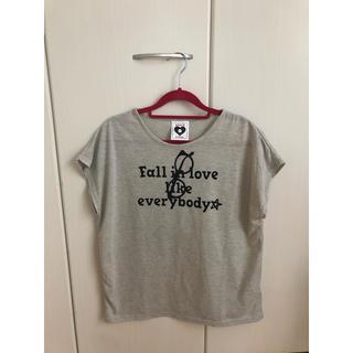 シマムラ(しまむら)の新品未使用 Tシャツ150センチ(Tシャツ/カットソー)