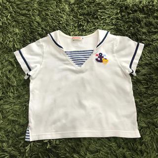 ミキハウス(mikihouse)のミキハウス セーラーカットソー90(Tシャツ/カットソー)