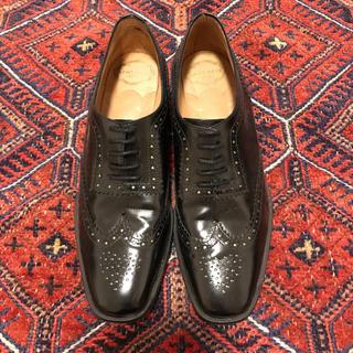 チャーチ(Church's)のAPOLOGIE レースアップシューズ 革靴 24.5-25センチ(ローファー/革靴)