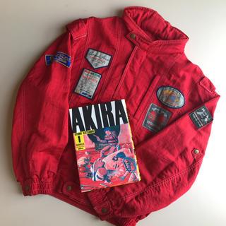 アキラプロダクツ(AKIRA PRODUCTS)の【AKIRA 大友克洋】 HONDA F-1 jacket(ライダースジャケット)
